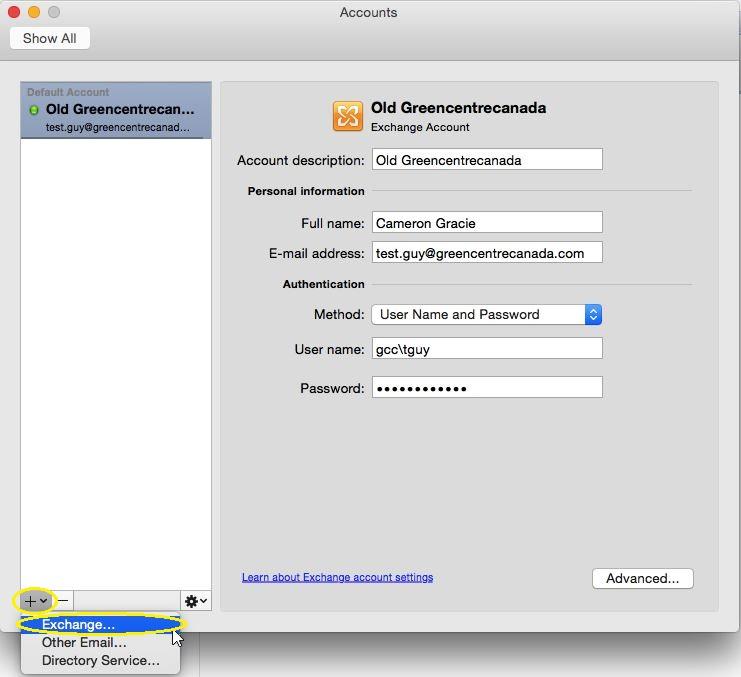 Mac_Outlook_Accounts_Exchange